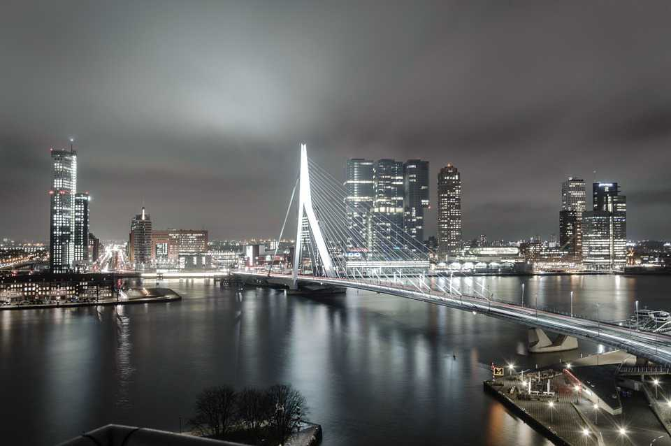Rotterdam Niederlande Holland - Poster and Wallpaper Download