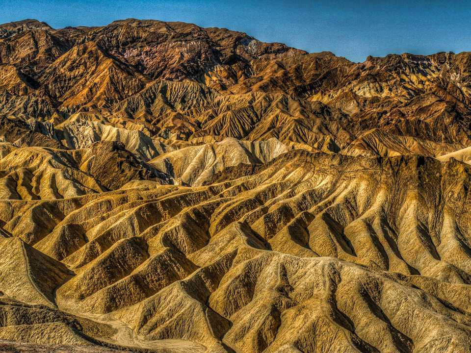 Death Valley Landscape National - Poster and Wallpaper Download