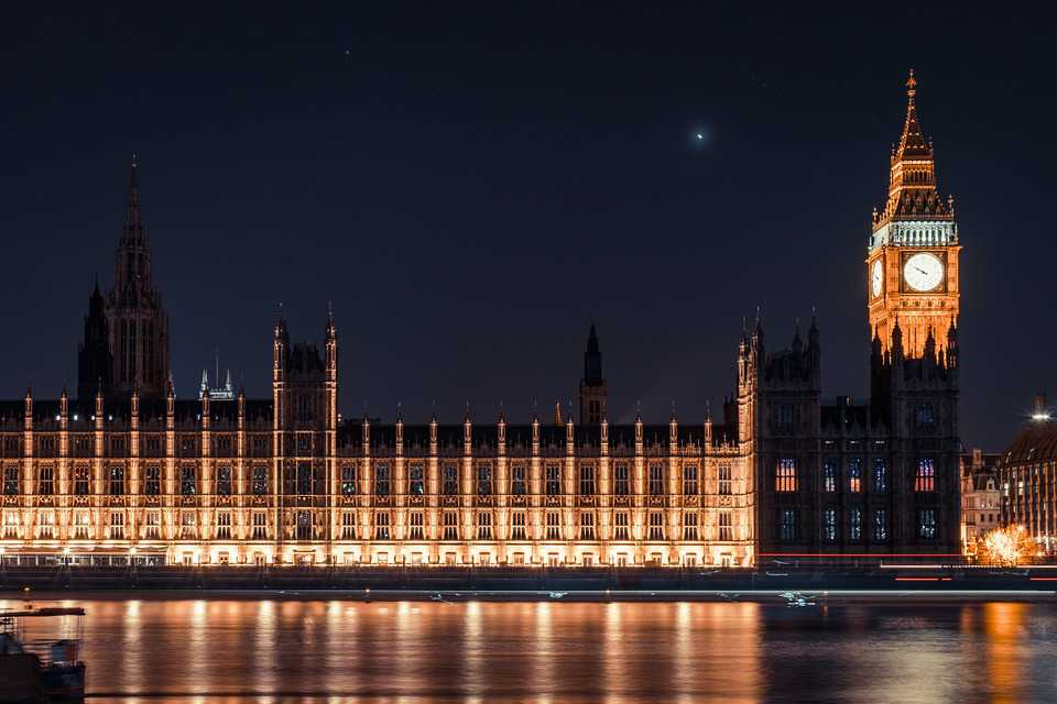 Big Ben Houses Parliament London - Poster and Wallpaper Download