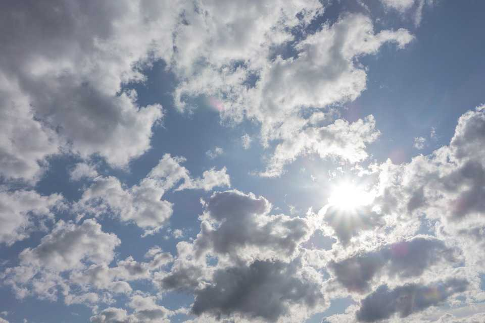 Clouds Sky Cloud Formation Blue - Poster and Wallpaper Download