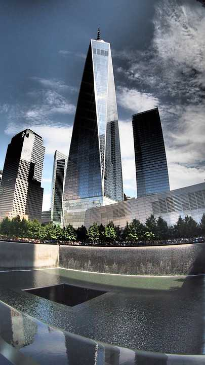 New York World Trade Center 1wtc - Poster and Wallpaper Download