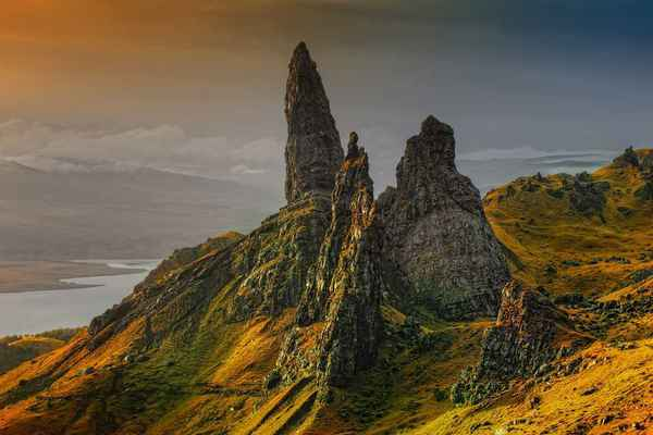 Poster Rocks Schottland Isle Of Skye Download