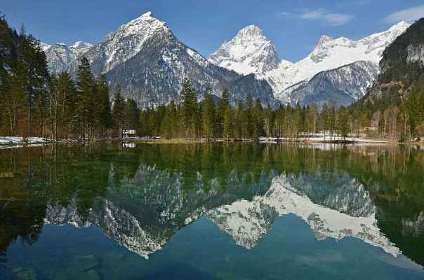 wallpaper download alpen mountains bergsee  free hd download