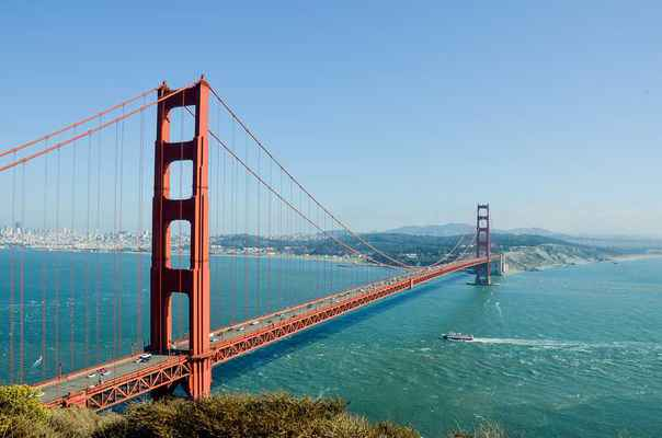 Poster Golden Gate Bridge San Francisco USA America Download
