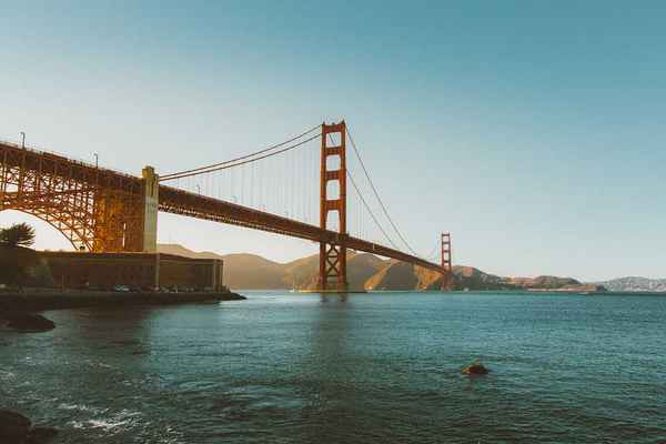 Poster Golden Gate Bridge San Francisco California Famous