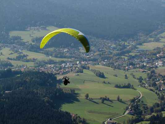 Poster Paragliding Sport Mountains Wind