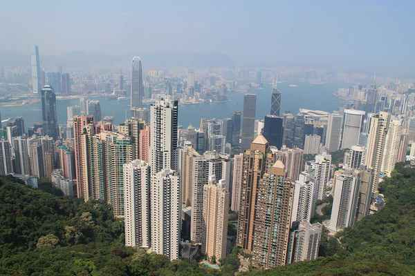Poster Hong Kong City Skyline Asia Building Urban Download